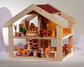2017-08 Möbelset Puppenhaus